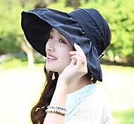Women Casual Summer Linen Straw Hat