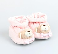 Fly By Fly- Lovely Bear Baby  Pure Cotton Soft Toddler Shoes 16cm