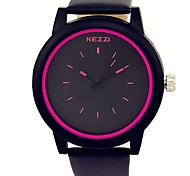 Women's Casual Watches Leather Strap Waterproof Watch (Assorted Colors)