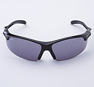 Cycling Men's Anti-Wind Plastic Wrap Fashion Sports Glasses