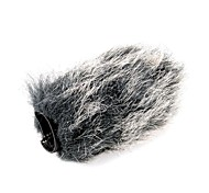 New Rabbit Fur Windscreen Windproof for MIC-108 Stereo Microphone for Nikon D5100 D7000 Canon 60D