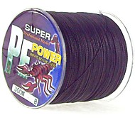 300M / 330 Yards PE Braided Line / Dyneema / Superline Fishing Line Black 40LB / 45LB / 30LB / 50LB 0.26mm,0.29mm,0.30mm,0.32mm mm ForSea
