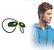 estéreo sem fio Bluetooth v4.0 esportes fone de ouvido fone de ouvido fone de ouvido com microfone para iphone 6 / 6plus / 5 / 5s / S6