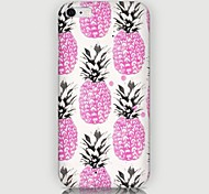 Abacaxi Pattern Back Case for iPhone 6