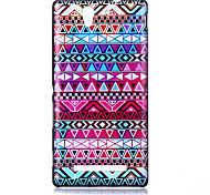Attractive Style Pattern PC Hard Case for Sony C3