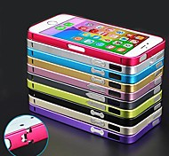 BIG D Colorful Metal Bumper for iPhone 4/4S(Assorted Color)