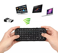 IBK-22 Mini 2.4G Wireless Keyboard Air Mouse Handheld Wireless TV Remote Control for PC Notebook Android TV Box
