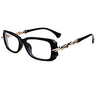 [Frame Only] Rectangle Full-Rim Prescription Eyeglasses