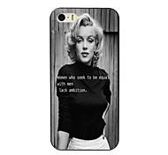 caso projeto Monroe difícil para iPhone 4 / 4S