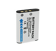 680mAh 3.7V NP-BY1 EN-EL11 /LI-60B /DLI-78 Camera Battery Pack for Sony HDR-AZ1V AZ1VR  Olympus FE-370
