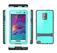 BeBonCool   Waterproof Dust Proof  Protection Case Cover  for  Galaxy Note 4(Assorted Colors)
