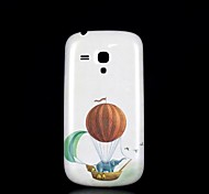 Samsung S3 Mini I8190N compatible Graphic Plastic Back Cover