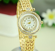 Women's European Style Casual Classic Rhinestones Watches