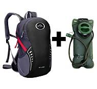 Mochilas de Hidratación/Paquetes de Mochilas de Camping/Ciclismo Mochila ( Rojo/Negro/Azul , 15L L) Impermeable/Secado Rápido/A prueba de polvo/A