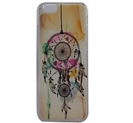 Beautiful China Node Plastic Hard Back Cover for iPhone 6 Plus