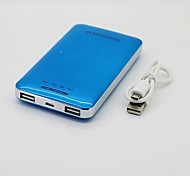 8000mAh High Capacity Power Bank for iPhone6/6plus/5/5s Samsung S4/5 and other Mobile Devices