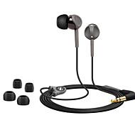 Новый Sennheiser CX180 высокое качество шумоизоляцией стерео наушники для Iphone 6/6 плюс