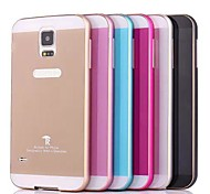 RFH Protective Metal Bumper Frame with Back Cover for Samsung Galaxy S5 i9600