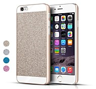 BIG D Metal Flash Power Pattern Back Cover for iPhone 6(Assorted Color)