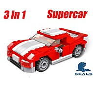 Kids Educational Learning Toys Building Blocks Racing Cars Funny Toy
