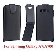Samsung Galaxy A7 - Custodie integrali - Design speciale - Cellulari Samsung Cuoio )