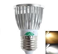 Spot LED Blanc Chaud / Blanc Froid Zweihnder 1 pièce E26/E27 5W 5 LED Haute Puissance 400 LM V