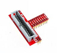 26-Pin T GPIO Expansion Board Accessory for Raspberry PI B+