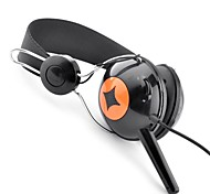 Hi-fi Surround Adjustable PC Headphone with Microphone