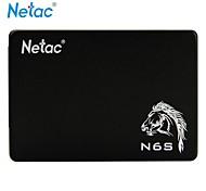 Internal Hard Drive - Unità disco a stato solido (SSD) - Netac - N6S-120G-10013980 - 120GB - Desktop/Laptop - SATA III