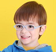 Kids' Rectangle Full-Rim Eyeglasses