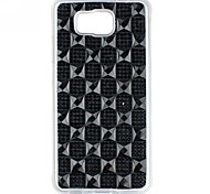 Diamond Mobile Phone Shell Cases for Samsung Galaxy Alpha