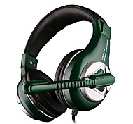 Ovann X3 Stereo Gaming Headphone with Mic for PC/Laptop/Phone