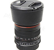 Fixed Focus 85mm F1.8 Portrait Lens for Canon Mount Manual Focus