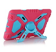 Pepkoo 2015 new hot! Spider Shockproof Drop resistance Waterproof With Stand Cover case For iPad Mini 1 2 3