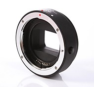 FOTGA Auto Focus AF Adapter Canon EOS EF-S Lens to Sony NEX E A7 A7R Full Frame