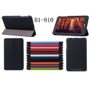 "Acer  Iconia one 8 B1-810 Tablet Case Cases With Stand/Full Body Cases 8"" for Asus Solid Colors(Assorted Color)"