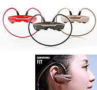 MX3 Sports Stereo Wireless Bluetooth V4.0 Headset Earphone Headphone for Samsung S6 9510(Assorted Color)