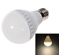 High Quality E27 7W 220V 5730 Warm White and Cool White LED Bulb Light Lamp Energy Saving