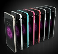 Luphie Ultra-Thin Aluminum Sword All Metal Frame Bumper Case for iPhone 6 (Assorted Color)