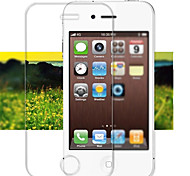 Tempered Glass Screen Protector  0.33 mm Rounded Edge Tempered Glass Screen Protector Film  for Apple iPhone 4/4s