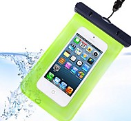 iPhone 3G/3GS/iPhone 4/4S/iPhone 5/iTouch 5/iPhone 5C/iPhone 5S - Sport und Outdoor Hülle/Wasserdichte Hülle/Beutel -Volltonfarbe/Transparent/Sport