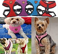 Waterproof/Retractable Nylon Harnesses For Dogs(Assorted Color)