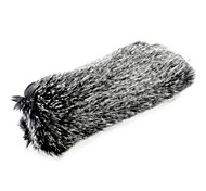 New Rabbit Fur Windscreen Windproof for MIC-121 Stereo Microphone for Canon 5DII 60D Nikon D3s