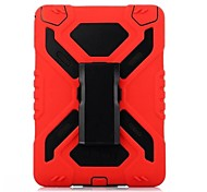 Apple Ipad air 5 Case Heavy Duty Shockproof Rubber Stand Cover Case for IPad air