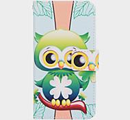 Samsung Handy - Samsung Galaxy Alpha - Hüllen (Full Body) - Grafik/Spezielles Design ( Multi-color , PU Leder/TPU )
