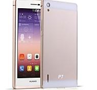 cubierta de la caja - Huawei P7 - Plástico/Metal - Fundas  Completas - Diseño Especial/Novedades -