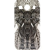 Elephant Pattern TPU Soft Case for Samsung Galaxy Ace Style LTE G357/ACE 4 G357FZ