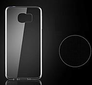 Teléfono Móvil Samsung - Cobertor Posterior Samsung Samsung Galaxy S6 (Negro/Rosa , Plástico)