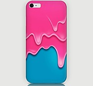 Ice-cream Pattern Back Case for iPhone 6 Plus