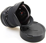 6.5MM Full Frame F3.5 APS HD Ultra Wide-Angle Lens Fisheye Lens for Canon